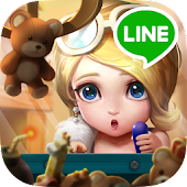 Game LINE Let's Get Rich version 2015 APK