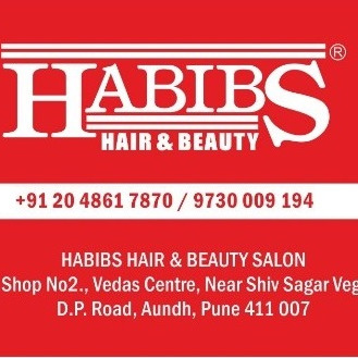 Habibs Hair & Beauty, Aundh, Aundh logo