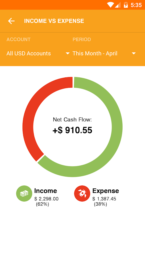 Expense IQ Screenshot 6