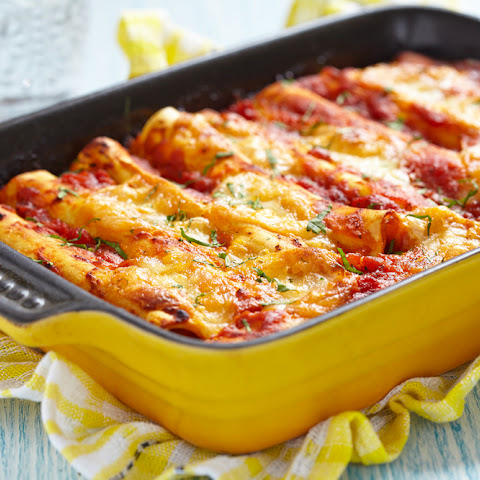 Minced Pork Cannelloni