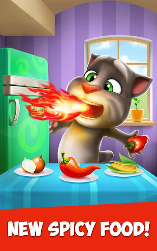 My Talking Tom screenshot 9