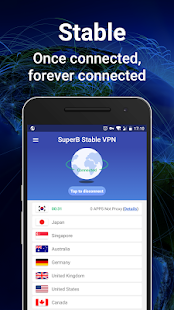 SuperB Stable VPN