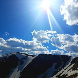 Spirit 1 by Vijay Govender - Landscapes Mountains & Hills