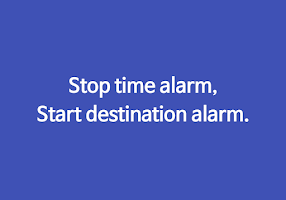 Screenshot of Destination Alarm :[GPS Alarm]