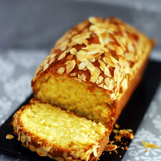 Orange Almond And Yoghurt Loaf