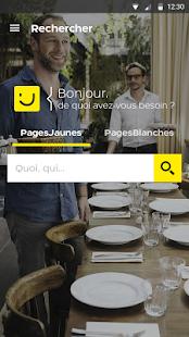 PagesJaunes – recherche locale APK for Bluestacks