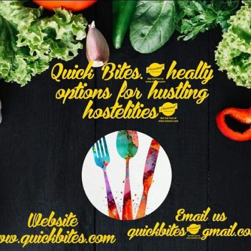 Quickbites, Mahim West, Mahim West logo