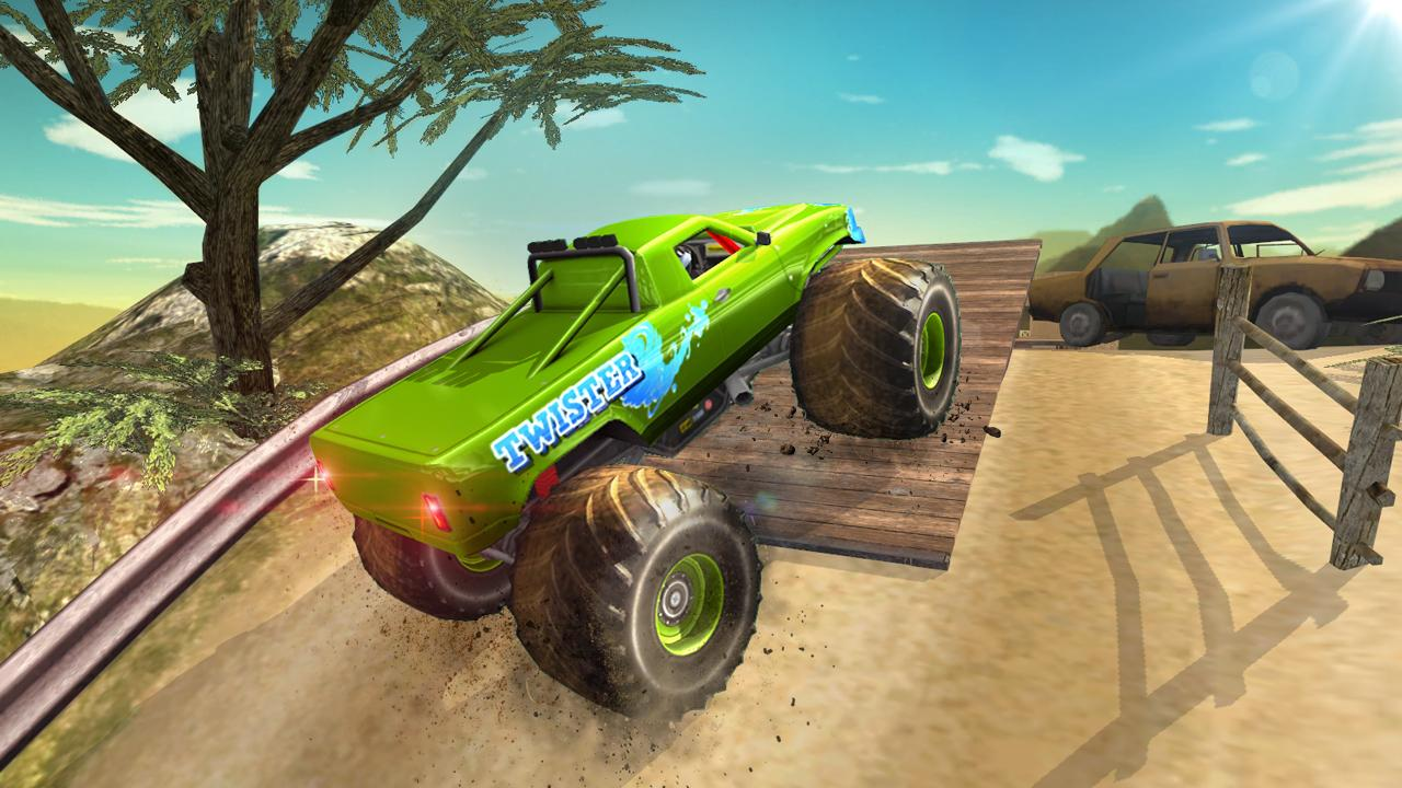 4X4 OffRoad Racer - Racing Games Screenshot 7