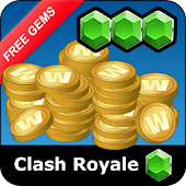 Cheats for Clash Royale prank! Icon