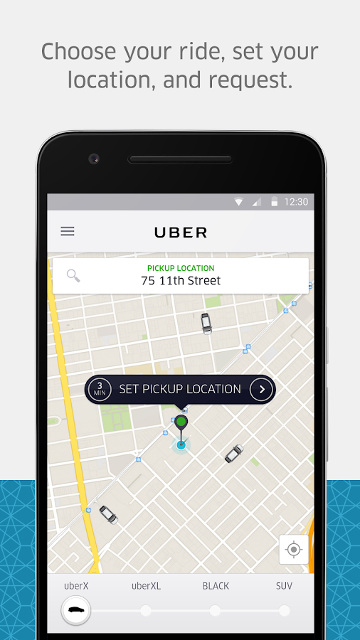 Uber Screenshot