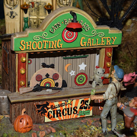 The Shooting Gallery by Monroe Phillips - Artistic Objects Toys