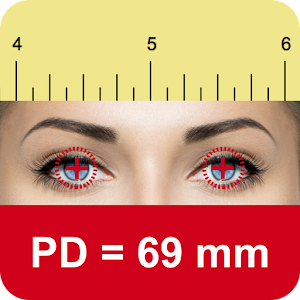Pupil Distance Meter   PD Measure For PC / Windows 7/8/10 / Mac – Free Download