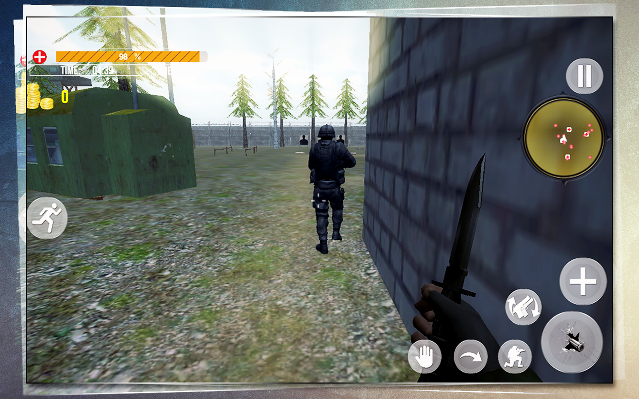 Military Commando Shooter 3D Screenshot 1