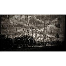 SAAVAN by AYUSHI GUPTA - Buildings & Architecture Bridges & Suspended Structures ( city view, joy, kolkata, mobile photos, rain )