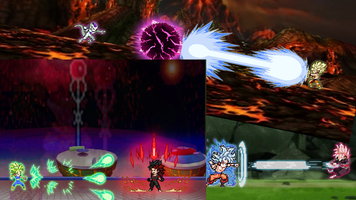Legend Battle : super fighters