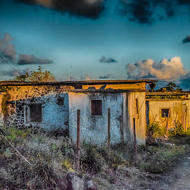 by Kooshal Mixtore - Buildings & Architecture Decaying & Abandoned