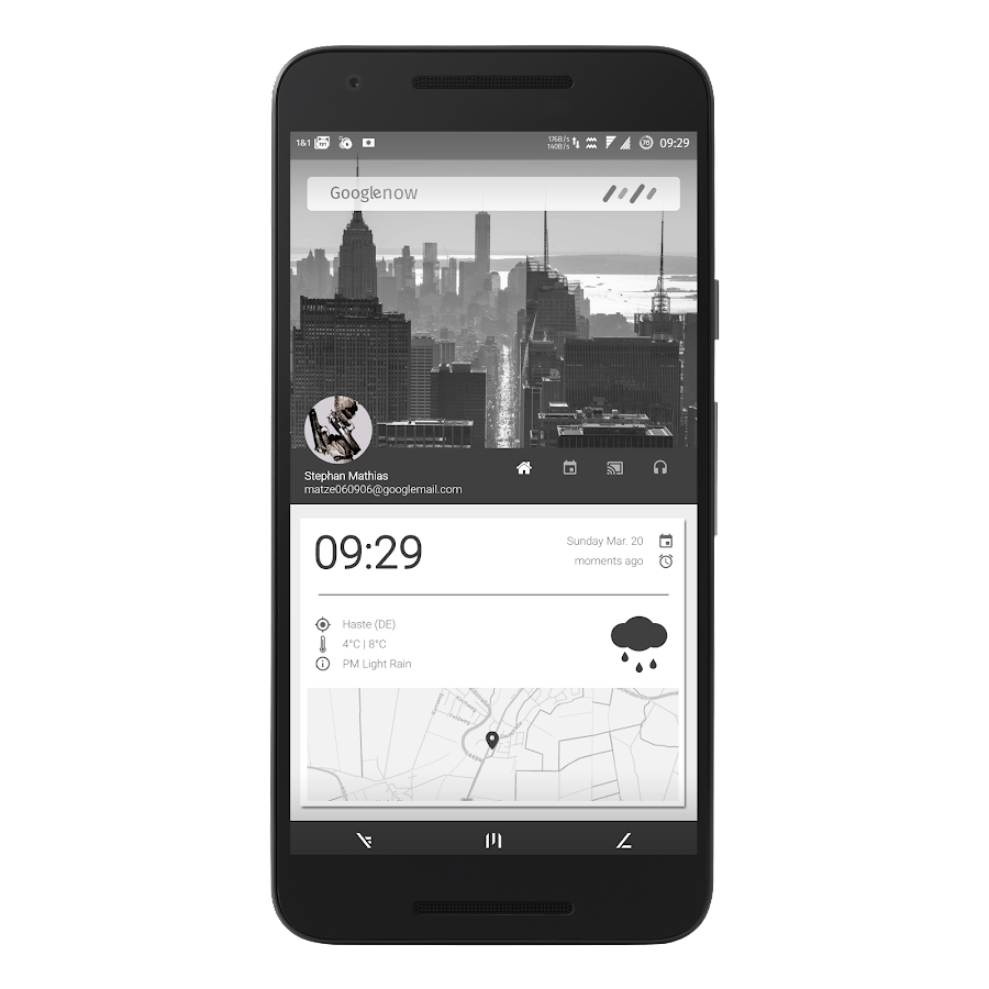 MatErialZ for KLWP Screenshot 6