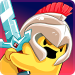 Hopeless Heroes: Tap Attack Icon