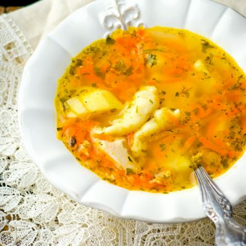 Homestyle Chicken and Dumpling Soup