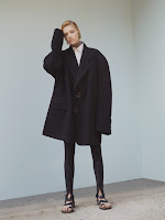 For Fall Coats, Bigger is Better