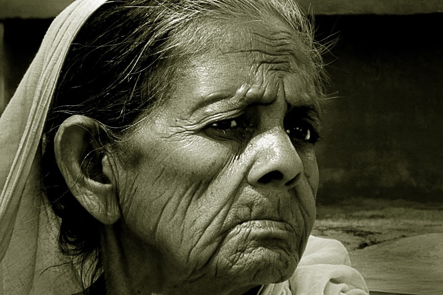 by Abhi Ghosh - People Portraits of Women