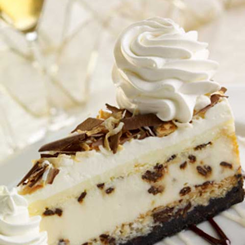 Copycat Cheese Cake Factory Coconut Cream Cheesecake