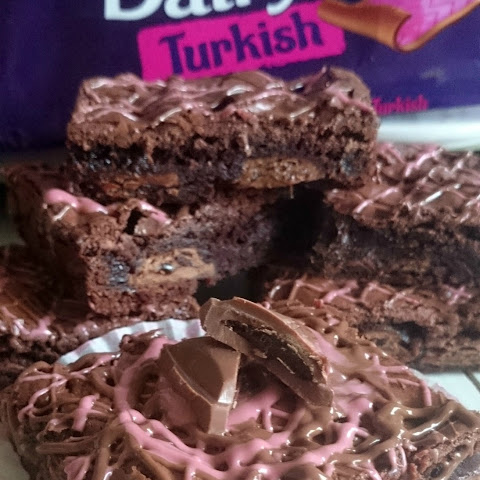 Cadbury's Turkish Brownies