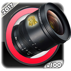 High Mega Zoom Camera UHD 2017 app for android