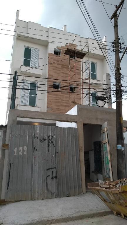 Cobertura Vila Tibiriçá Santo André