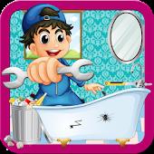 Free Download Kids Toilet Repair && Wash APK for Samsung
