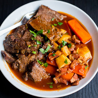 Beef à la Mode (French Pot Roast)