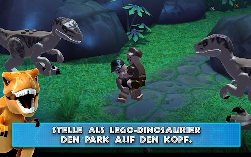 LEGO® Jurassic World™ Screenshot