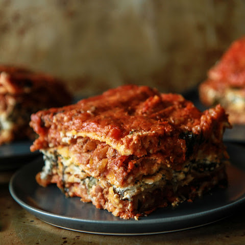 The Best Meat Lasagna - Gluten, Dairy and Egg Free
