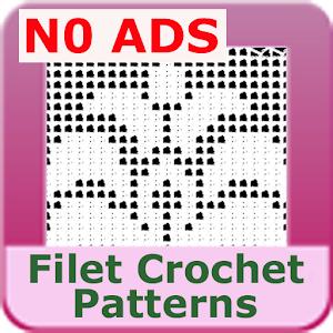 Filet Crochet Patterns (No Ads) For PC / Windows 7/8/10 / Mac – Free Download