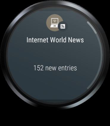 Internet World News Screenshot