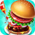 Burger Shop - Kids Cooking