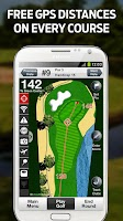 Screenshot of GolfLogix #1 Free Golf GPS App