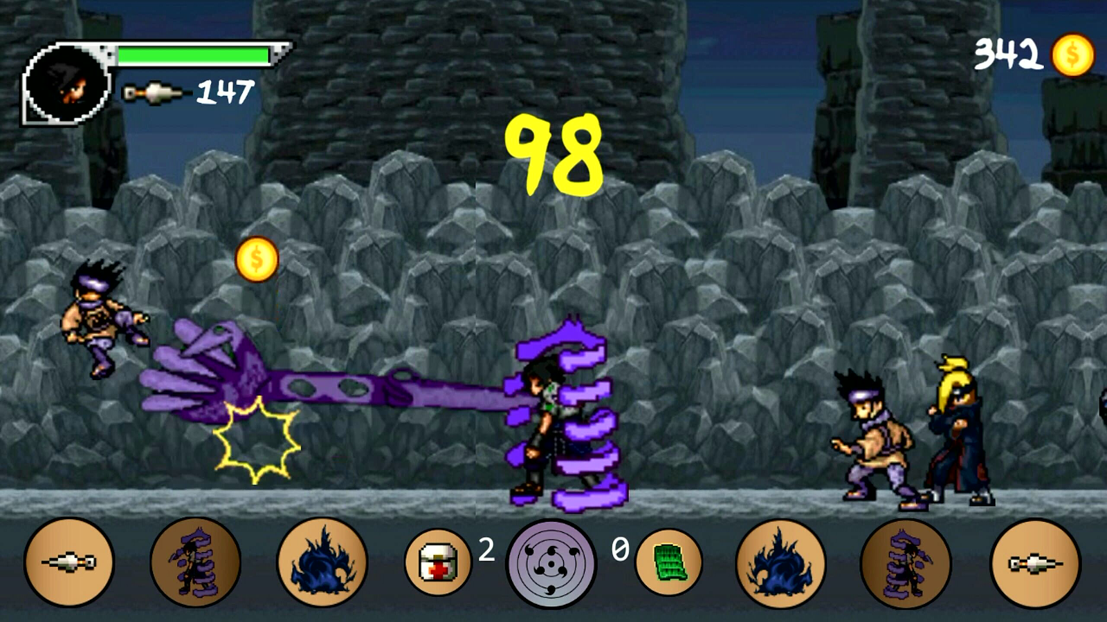 Battle of Ninja Screenshot 3