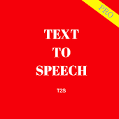 Text to Speech (PRO)