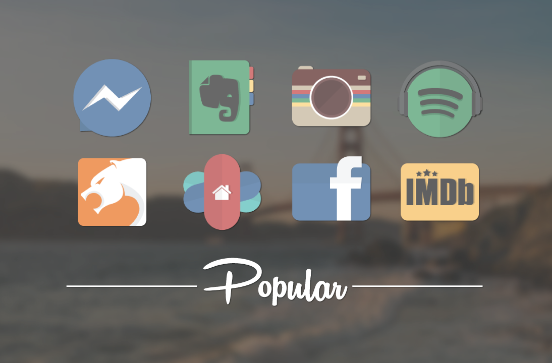 Magme - Icon Pack Screenshot 4