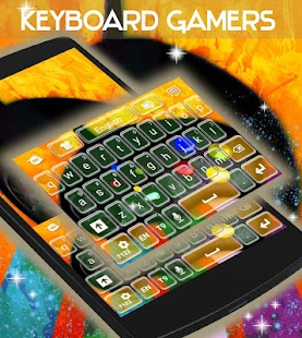 Keyboard for Gamers - screenshot
