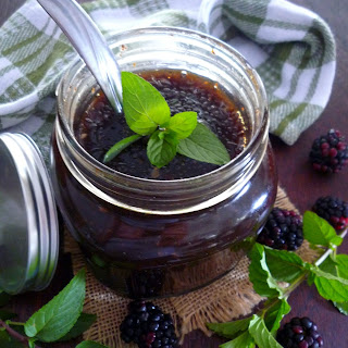 Blackberry Balsamic Dressing Recipes