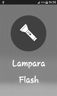 lampara flash - screenshot