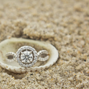 Engagement Ring by Mallory Walsh-Ruggiero - Wedding Details
