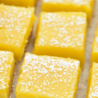 Lemon Pudding Bars Recipes