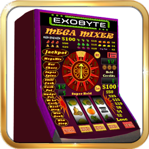 Mega Mixer Slot Machine + For PC