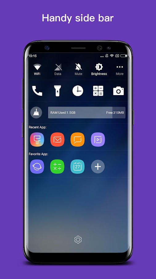 S+ S8 Launcher - Galaxy S8 Launcher, Theme Screenshot 5