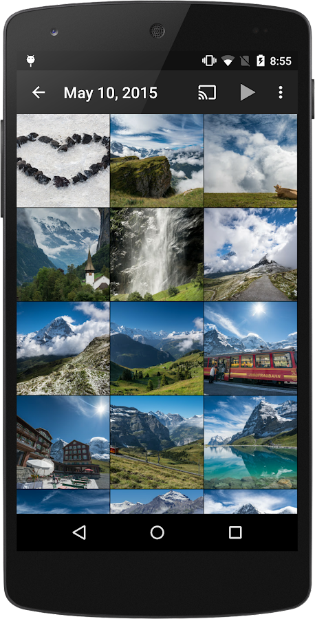 pFolio for Google Photos Screenshot 0
