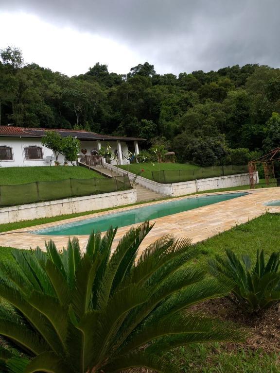 Chácara com 4 dormitórios à venda, 3000 m² por R$ 650.000 - Mascate - Nazaré Paulista/SP
