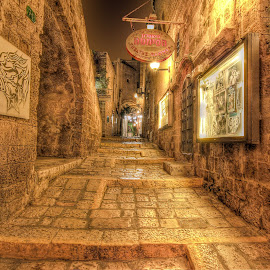JAFFA by Dong Leoj - City,  Street & Park  Neighborhoods ( city )